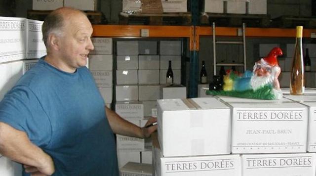 jean paul et jackie, at Terres Dorees
