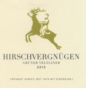 Hirschvergnugen Label