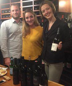 Happy Wine Customers