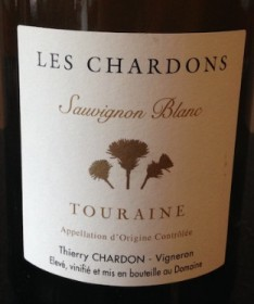 Les Chardons label