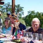 Bob Haas, birthday party