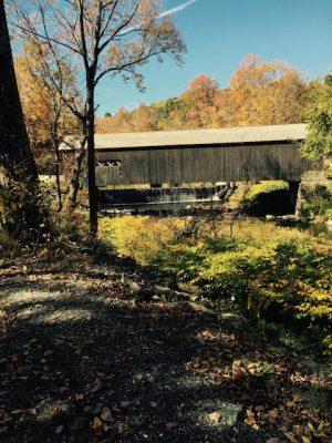 Oct 2019 Covered Bridge