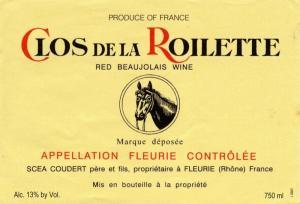 Clos de la Roilette